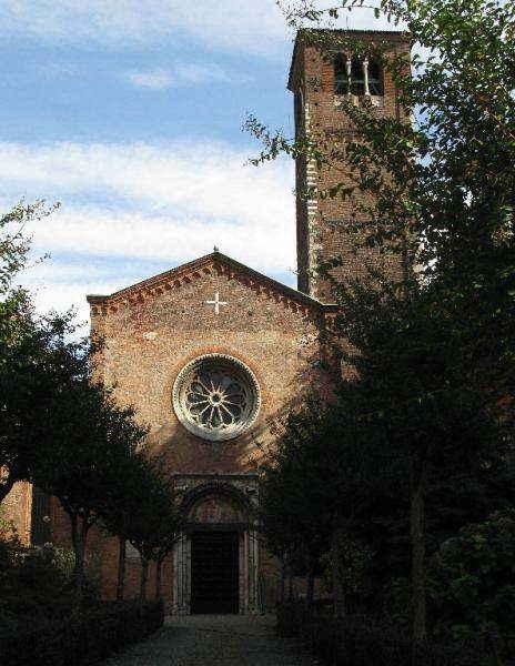 Chiesa di San Celso in Corso Italia 37