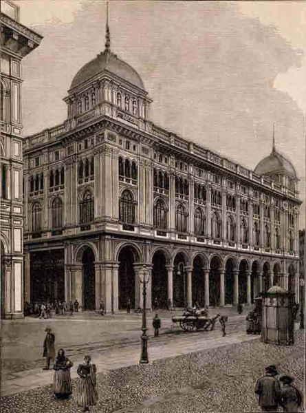 La Rinascente nel 1922