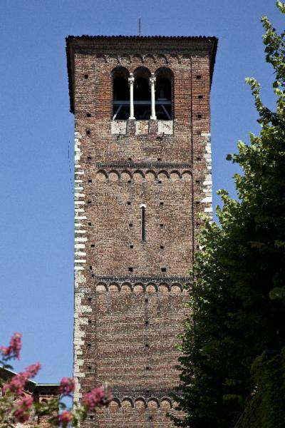 Torre su cui è stato installato il telefrafo ottico