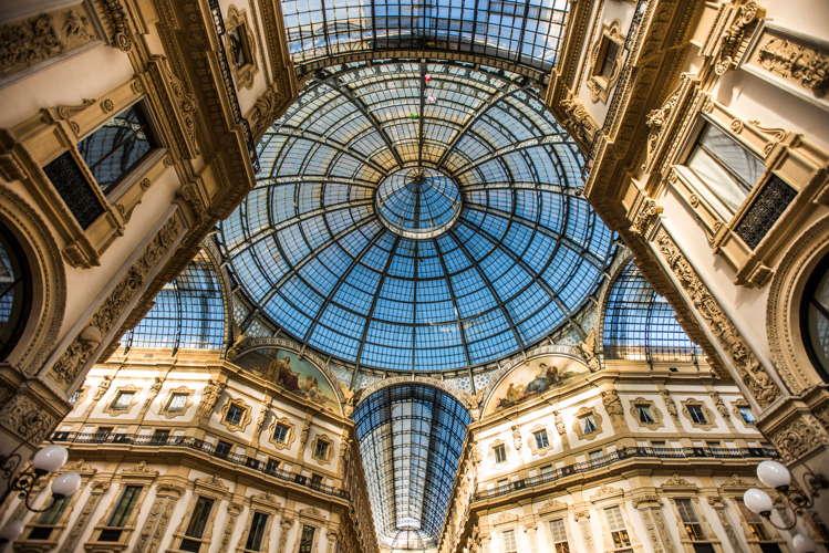 Cupola della Galleria