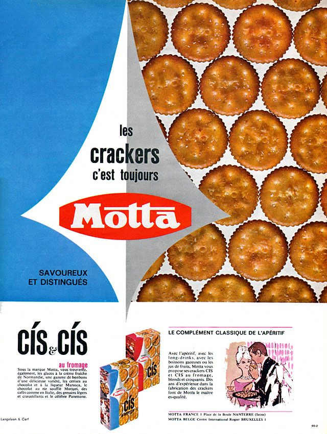 crackers Motta