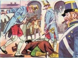 gennaio 1848 - Lo sciopero del fumo