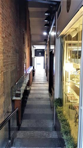 corridoio Galleria Monte Bigli