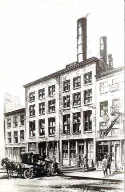 Stazione di Pearl Street - Manhattan