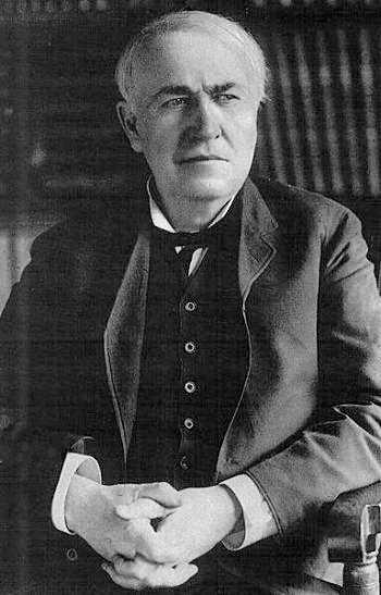 Thomas Alve Edison