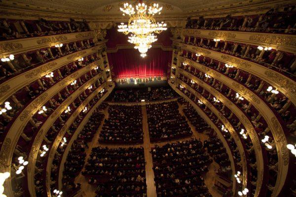 interno della Scala