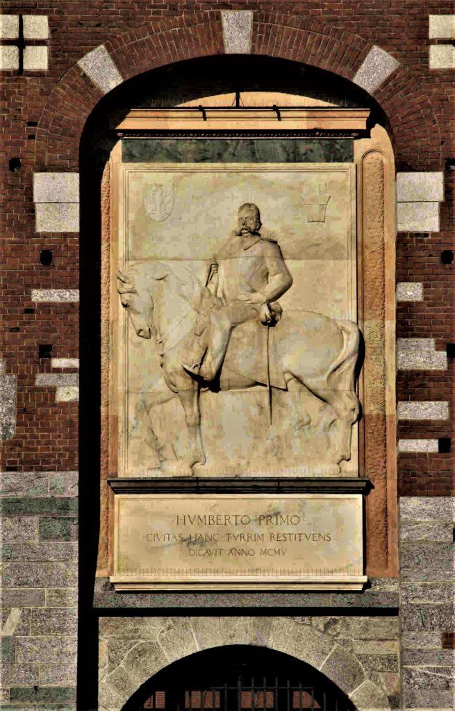 Re Umberto I di Savoia