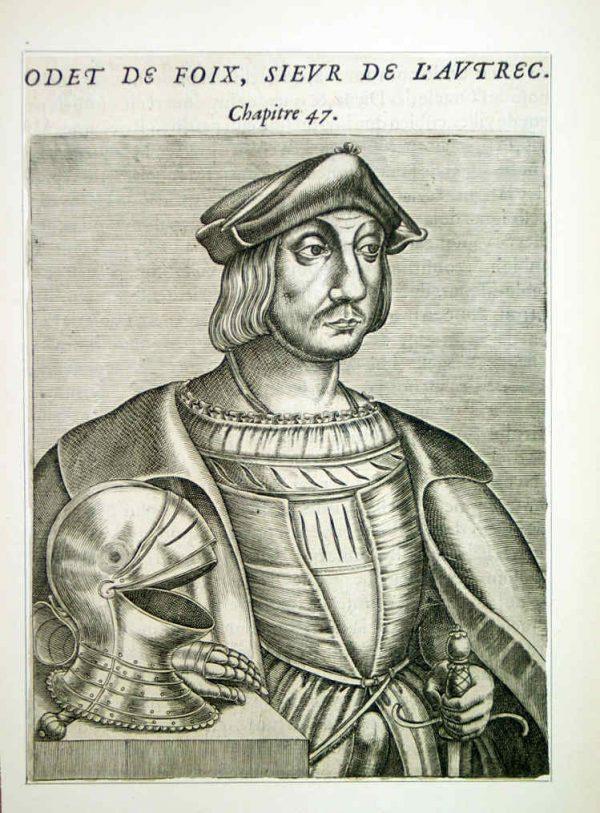 Odet de Foix, visconte di Lautrec