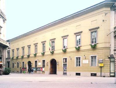 Broletto nuovissimo (Palazzo Carmagnola)