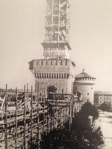 Ristrutturazione del Castello