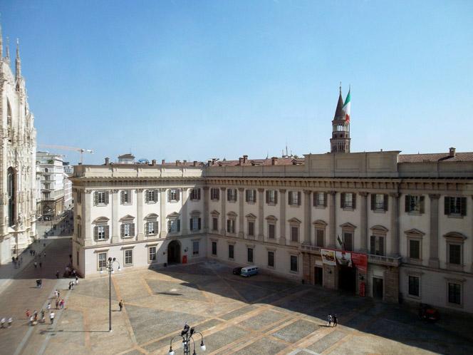 Broletto vecchio (Palazzo Reale)