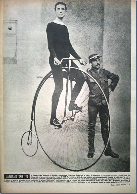 Il Penny-Farthing