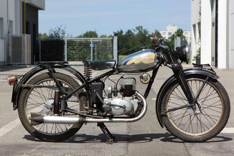 Bianchi - Bianchina da 125 cc