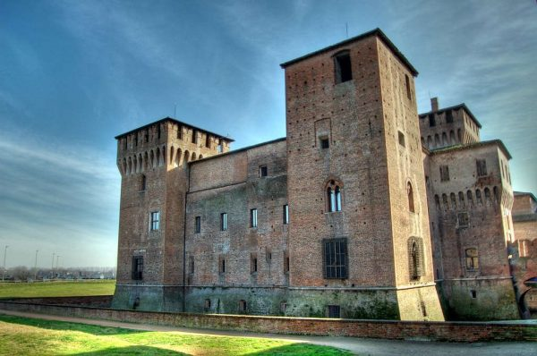 Castello dei Gonzaga a Mantova