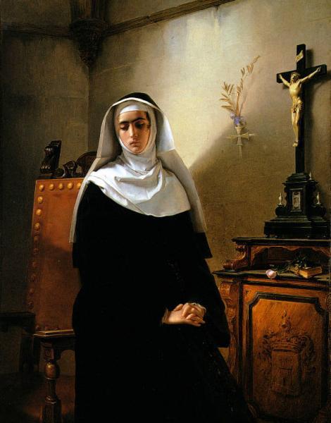 Suor Gertrude - La Monaca di Monza