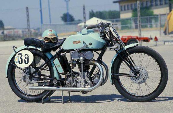 Bianchi 350 - Tazio Nuvolari 1922