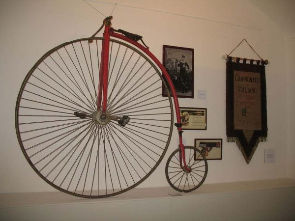 biciclo Penny-Farthing