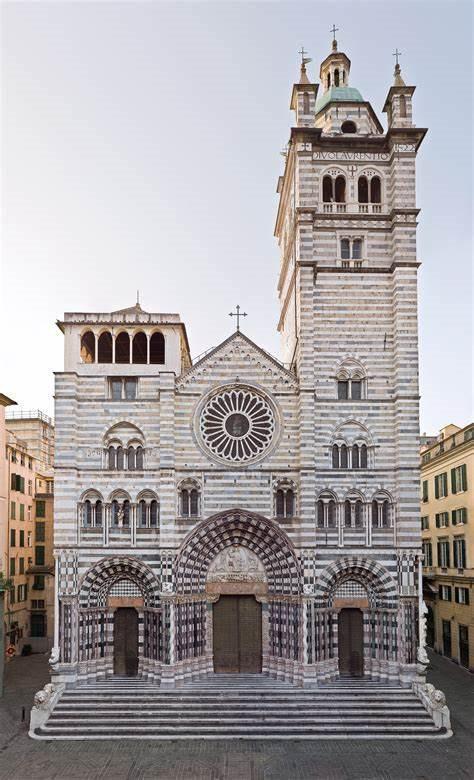 La Cattedrale di San Lorenzo - Genova