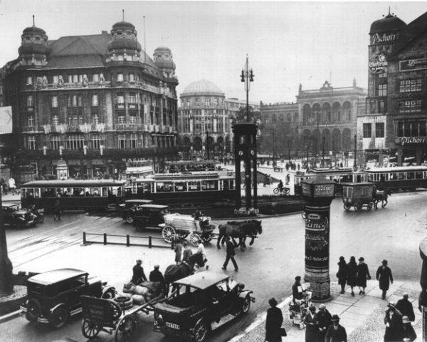 Potsdamer Platz Berlino 1935