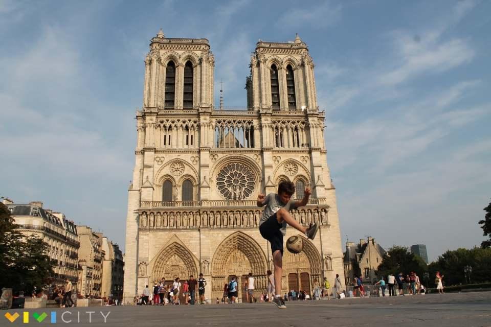 Cattedrale di Notre Dames - Parigi