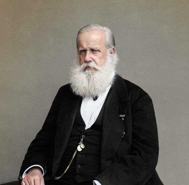 Dom Pedro II di Braganza