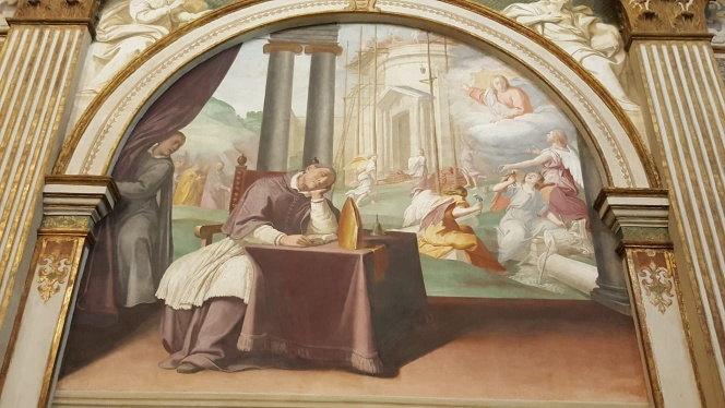 Il sogno del Vescovo Ugo