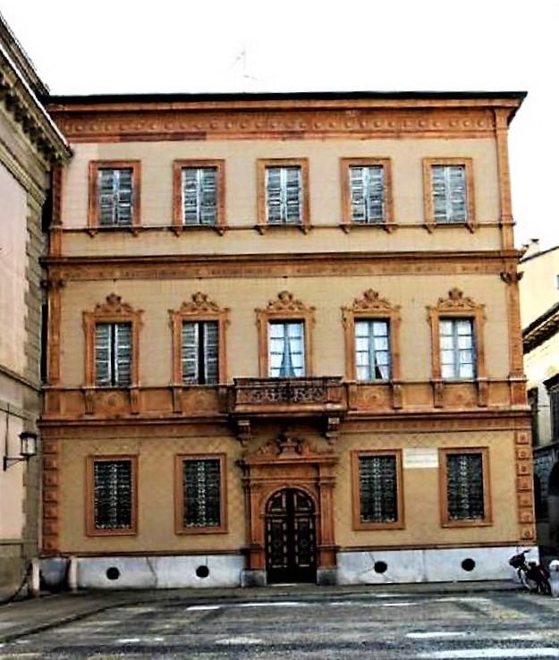 Casa Manzoni - via Morone 1 Milano