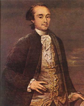 Pietro Manzoni (padre ufficiale di Alessandro Manzoni)r