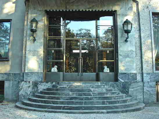 Casa Museo, entrata