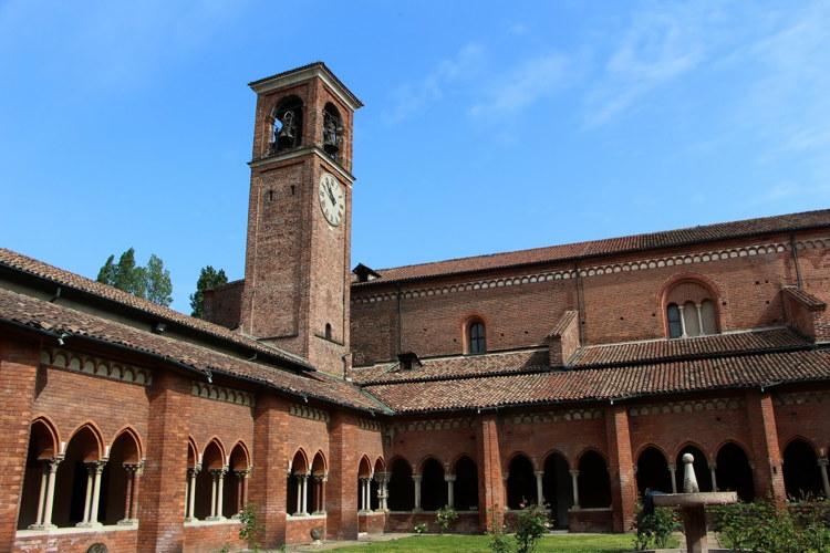 Chiostro Abbazia di Chiaravalle