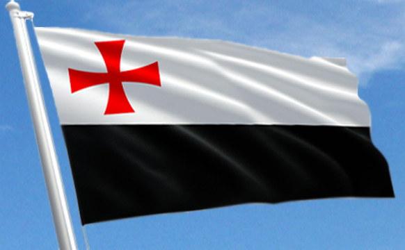 Beauceant - La bandiera templare
