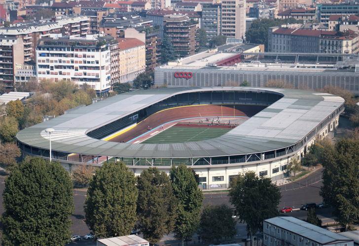 Il Velodromo Vigorelli