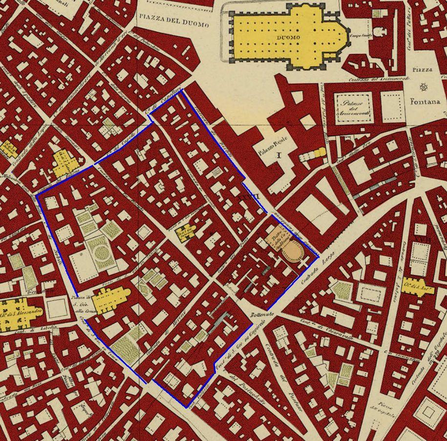 Mappa del Bottonuto