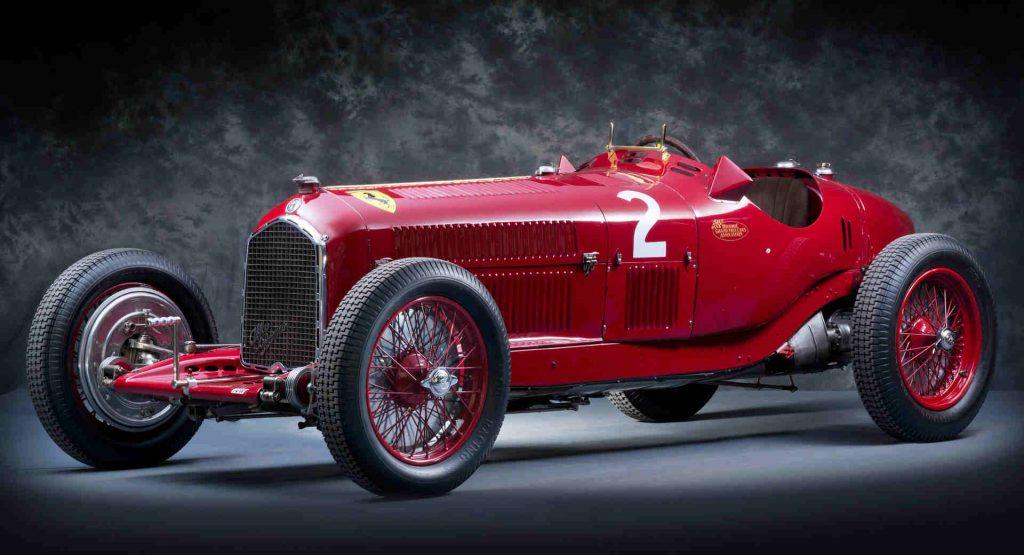 Alfa-Romeo 1934