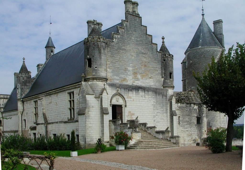 Castello di Loches dove fu imprigionato Ludovico il Moro