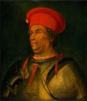 Francesco Sforza (quadro di Francesco Bonsignori)