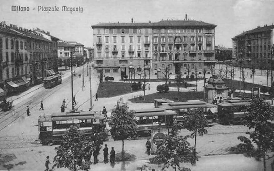 Piazzale Magenta