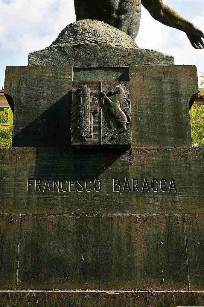 Cavallino rampante, emblema di Francesco Baracca