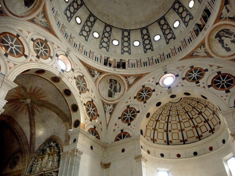 Santa Maria delle Grazie - Tribuna del Bramante