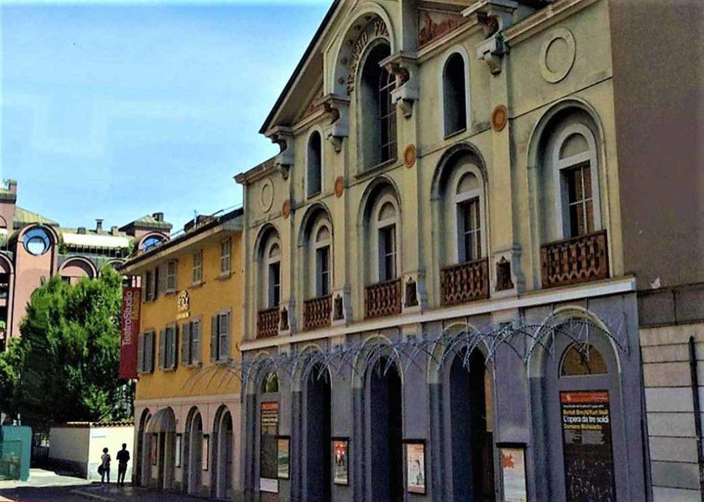 ex-Fossati, Teatro Studio Melato
