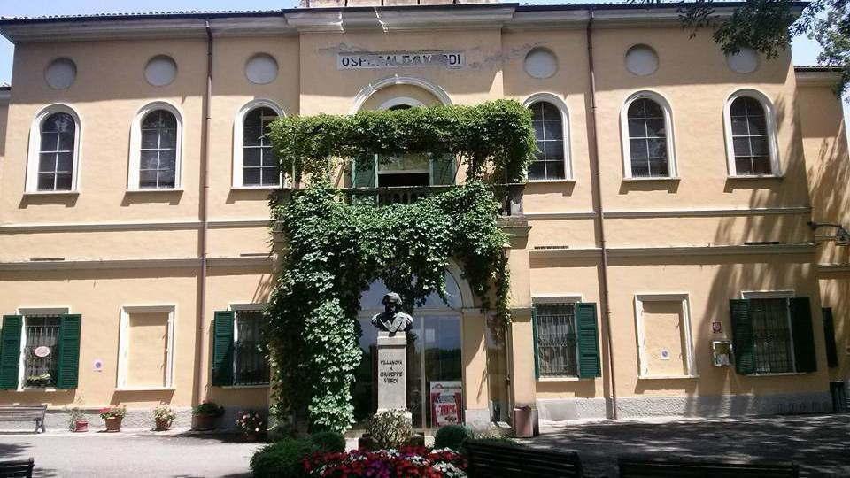 Ospedale Giuseppe Verdi a Villanova d'Arda