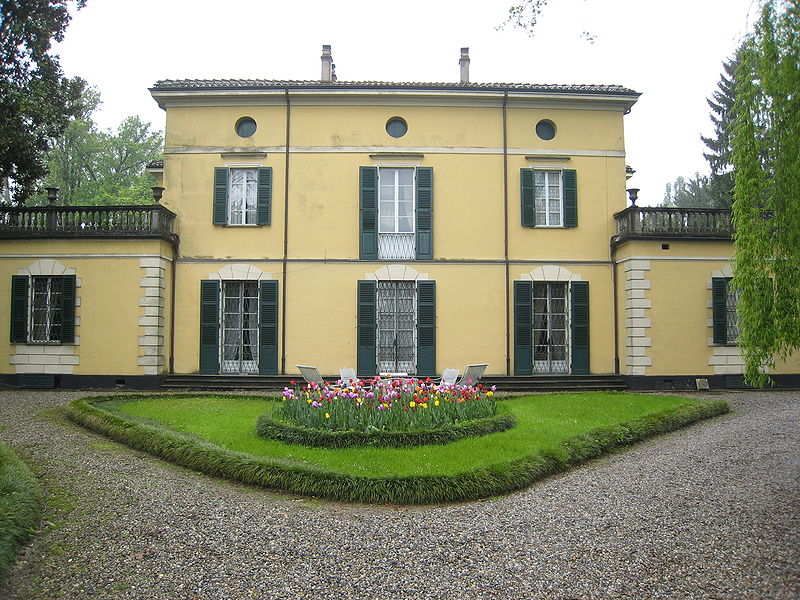 Villa Verdi a Sant'Agata