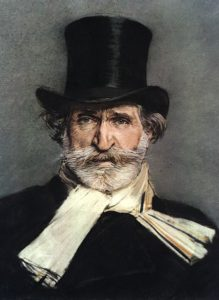Ritratto di Giuseppe Verdi (opera di Giovanni Boldini)