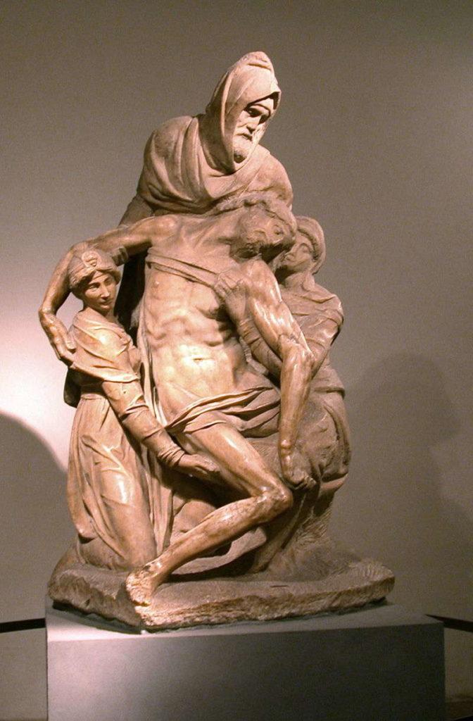 La Pietà Bandini (S. Maria del Fiore - Firenze)