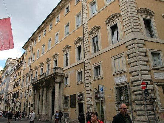 Palazzo Rondinini - via del Corso- Roma